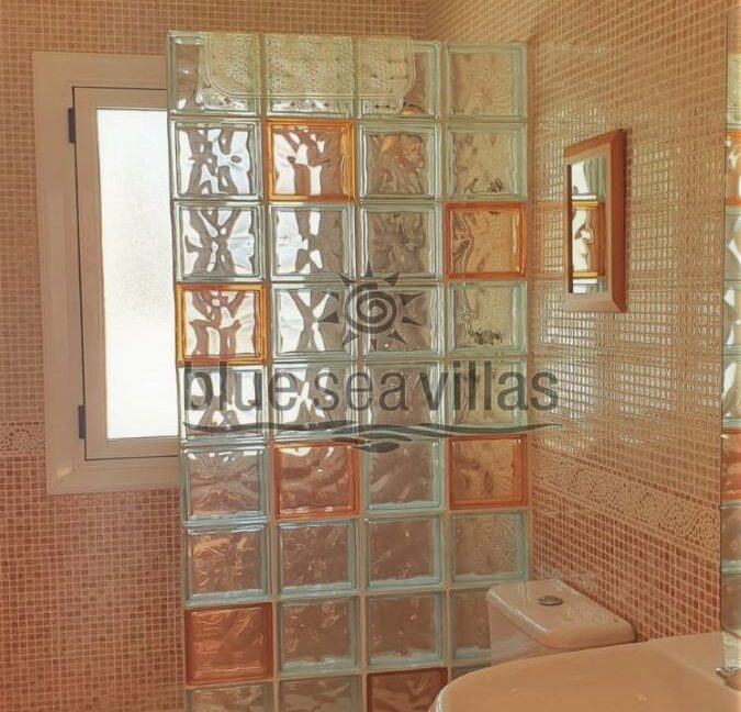 Casa Rana - Shower Room