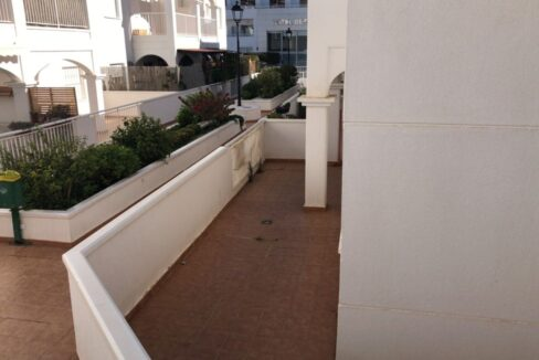 Terrace to urbansiation