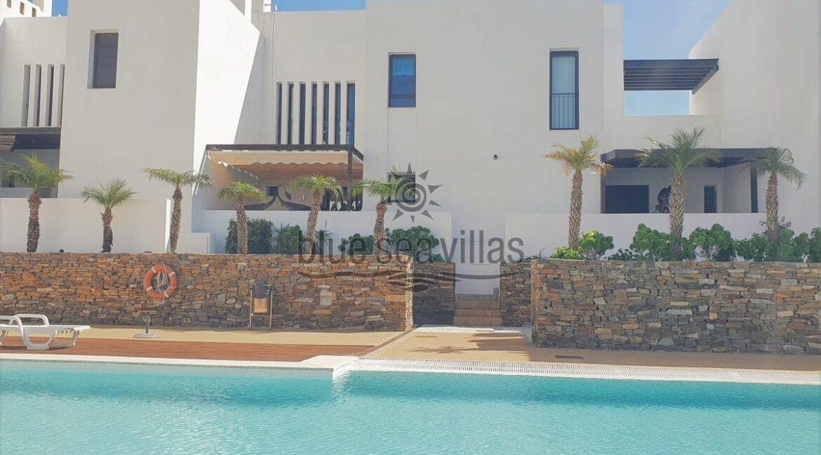 Casa Macenas-Facade-Pool
